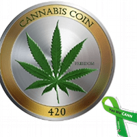 CannabisCoin Mining Calculator Widget