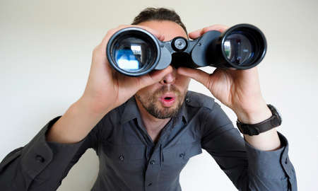 Image result for binoculars stalker