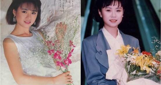 逢甲婚姻消失了27年,李碧华暴露的中年照片将不会再出现…粉丝错过了