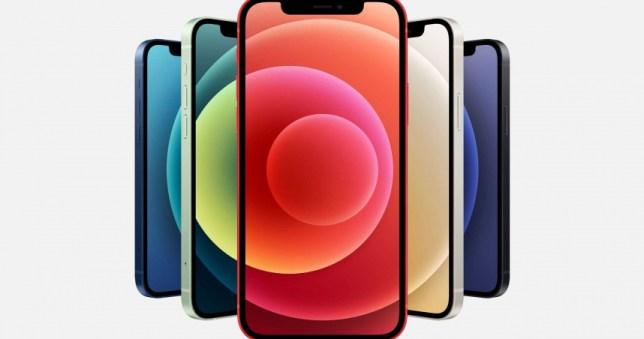 iPhone 12的無線充電傳出災情,官方將在近日解決。(圖/翻攝自APPLE)