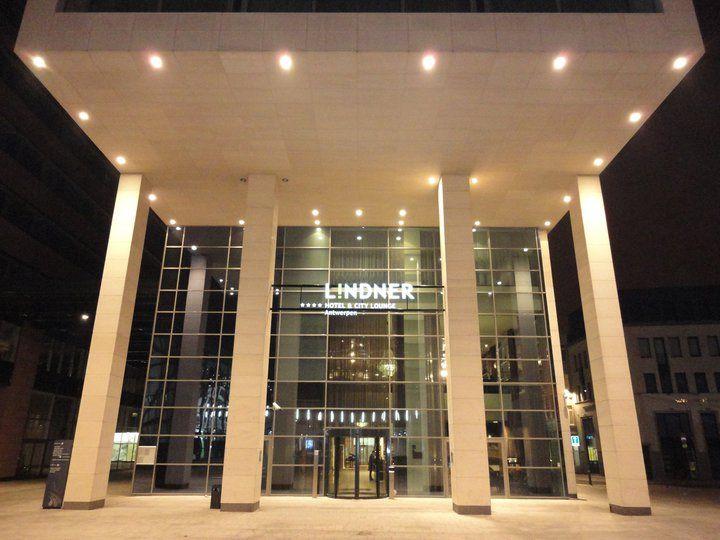 Lindner Hotel  City Lounge  Online Booking  Antwerpen