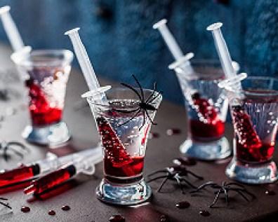 Cocktails Halloween sans alcool