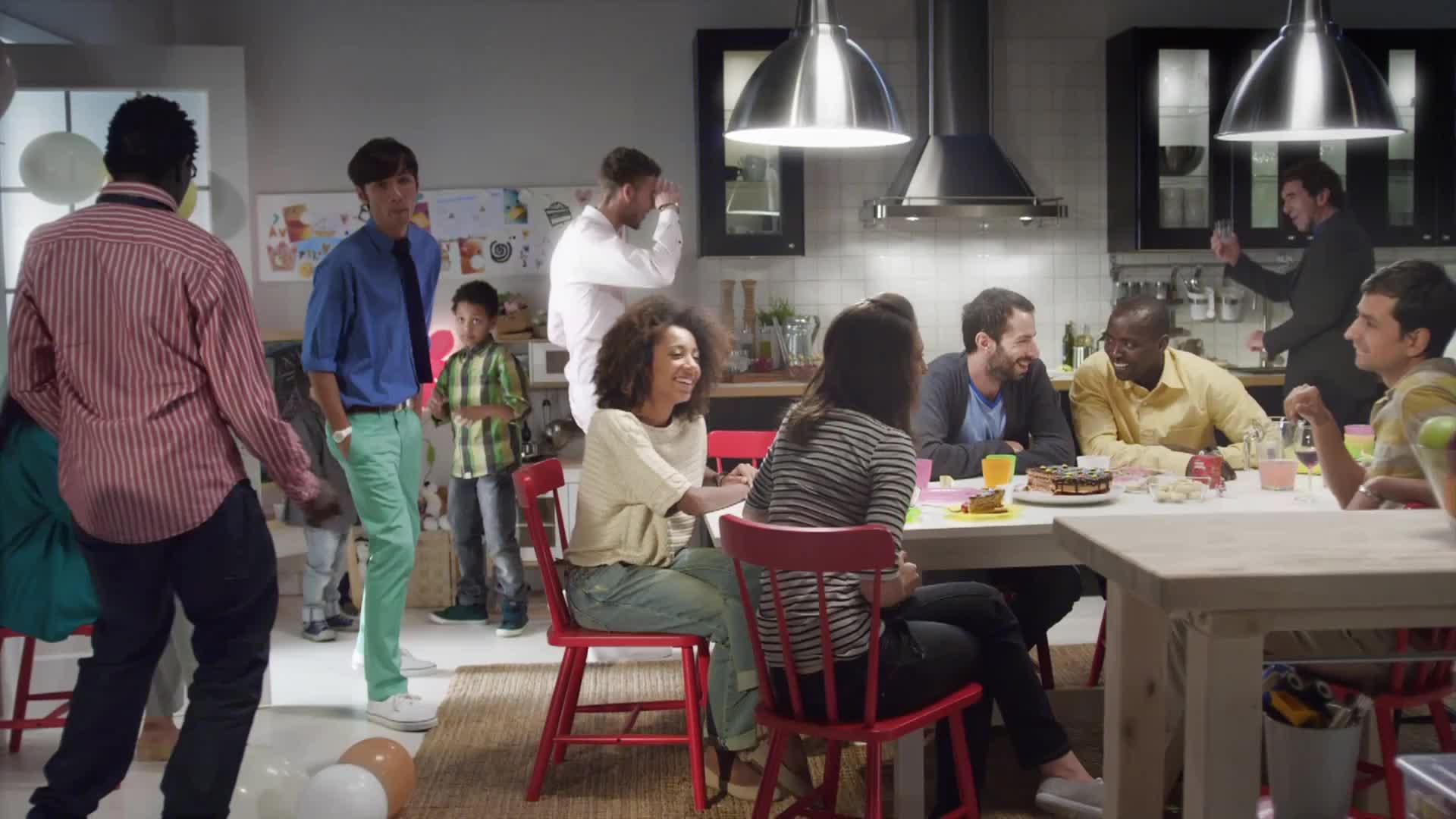 Ikea Kitchen Party Culture Pub