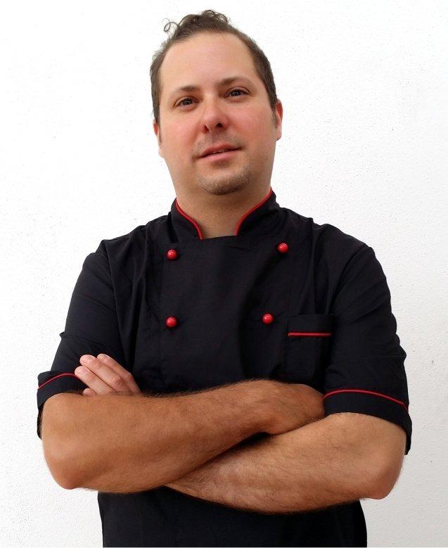 Chef Nicolas Di Giovanni  su Cuoco a Casa Mia ecco la sua scheda ed i suoi contatti