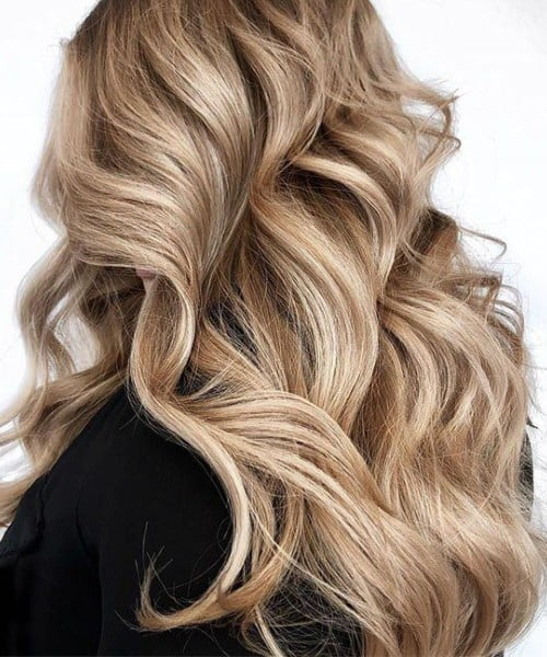 Blonde Hair Color