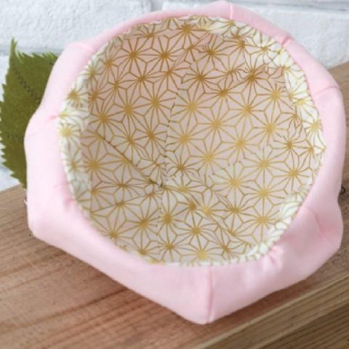 桜餅 帽子2