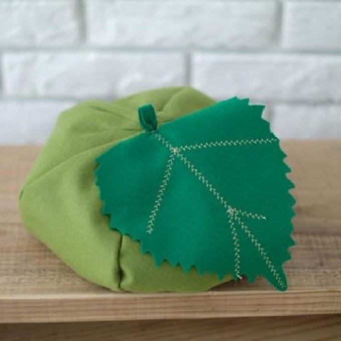 桜餅 帽子3