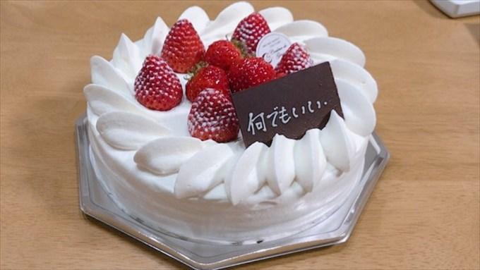何でもいいケーキ