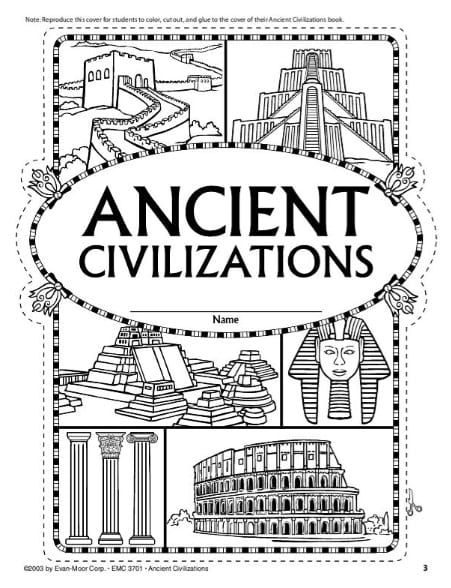 History Pockets: Ancient Civilizations, Grades 1-3 from