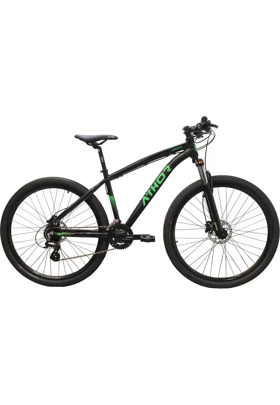 Bicicleta Athor Bike Rider T15 Aro 29 Susp. Dianteira 24