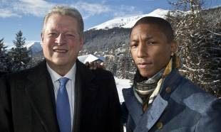 al gore pharrell williams