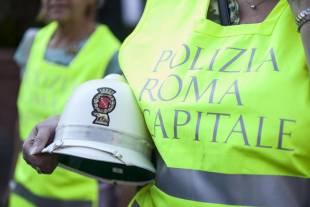 ROMA - POLIZIA MUNICIPALE