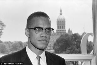 Malcolm X attivista di Nation Of Islam