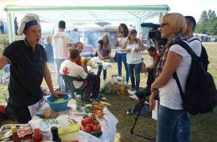 il festival dei testicoli cucinati