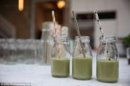 frullato energetico a base di avocado