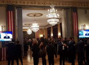 festa ambasciata americana a roma per le elezioni usa 5