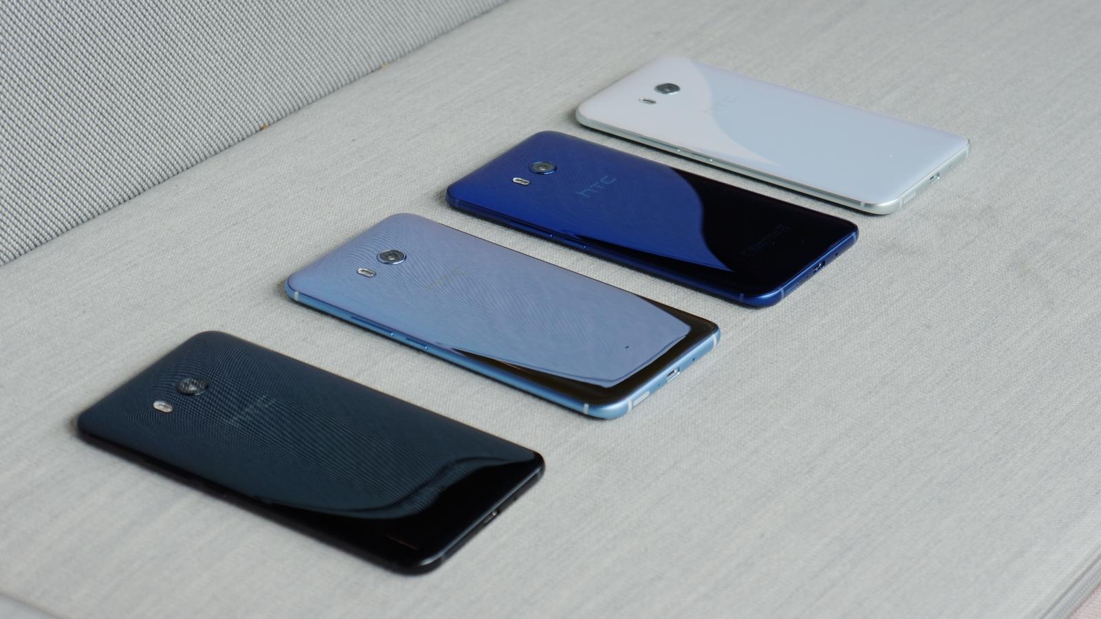 Preview: HTC U11