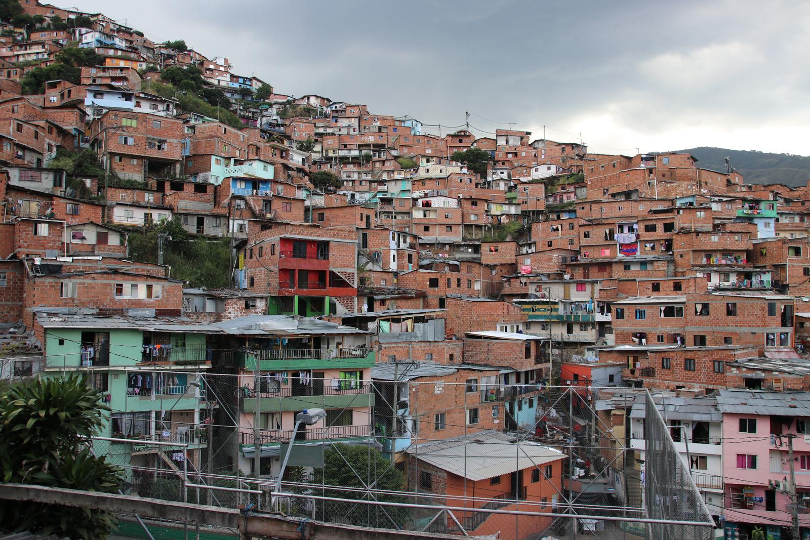 Guerra contra las drogas Favela