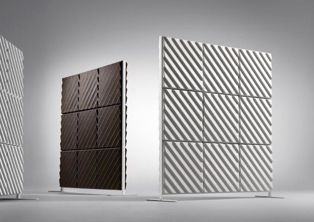 wall panels for living room paint finish screen by richard hutten