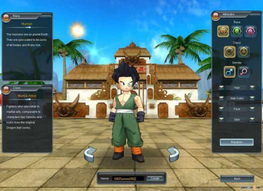 Resultado de imagem para Dragon Ball Online Global