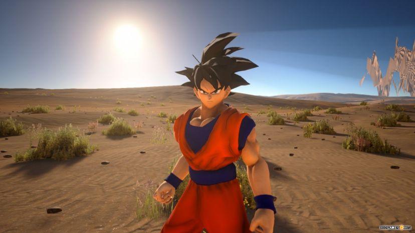 Dragon Ball:Unreal的圖片搜尋結果