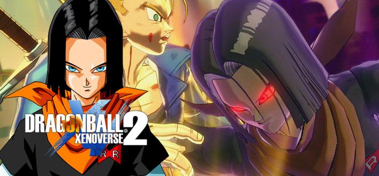 Gohan Wallpaper 3d Dragon Ball Xenoverse 2 Super Android 17 Raid Event