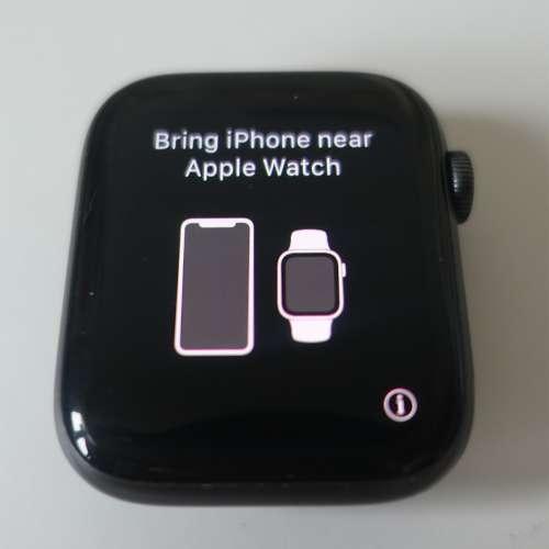 Apple Watch Series 4 44mm. Space Gray Aluminum - DCFever.com