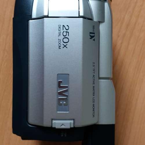 JVC MiniDV 250x Digital Zoom 2.5
