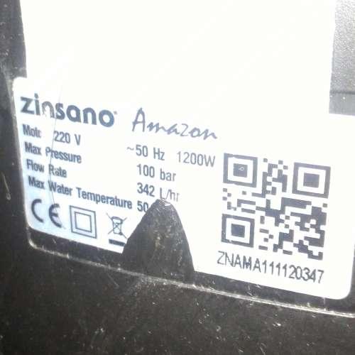 zinsano amazon 高壓清洗機 - DCFever.com