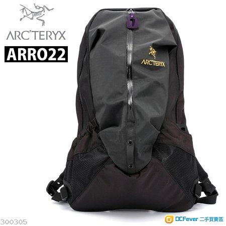 出售 85% New Arc'teryx Arro 22 Backpack 背囊 ( 不死鳥 arro22 Arcteryx ) - DCFever.com