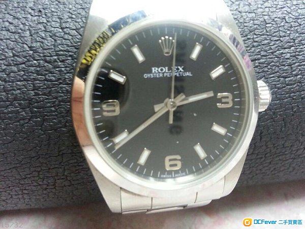 出售 Rolex Air King 369 boy size 100%真品 - DCFever.com