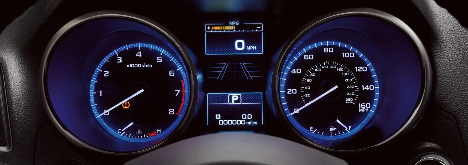 medium resolution of subaru warning indicator lights