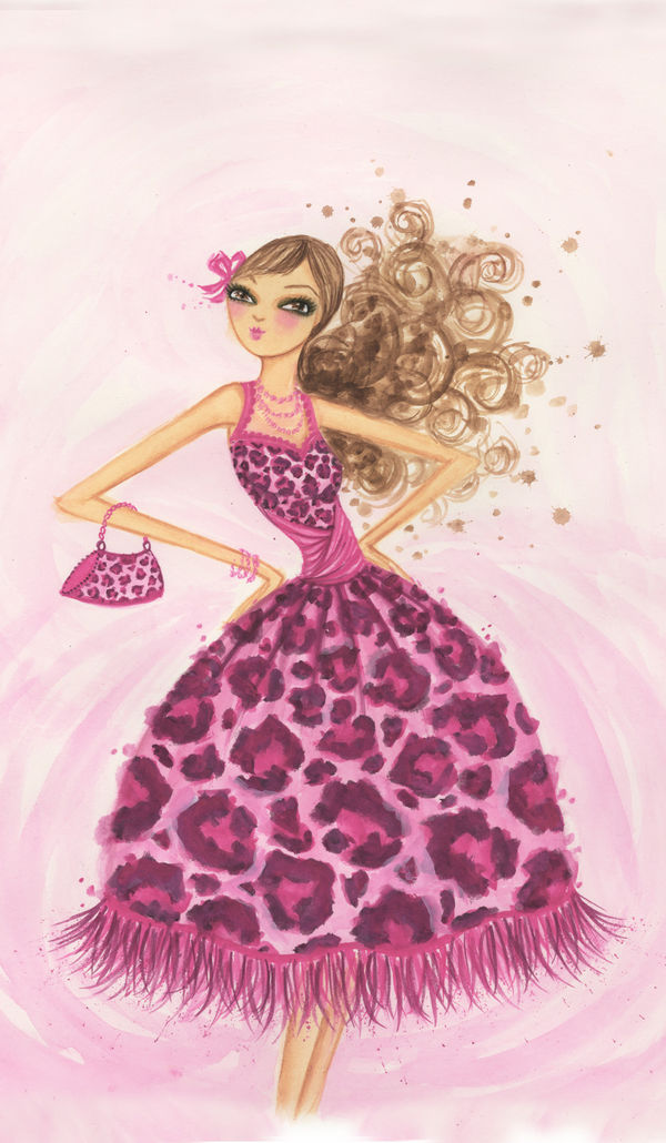 Vape Wallpaper Girl Perfectly Pink By Bella Pilar Decalgirl