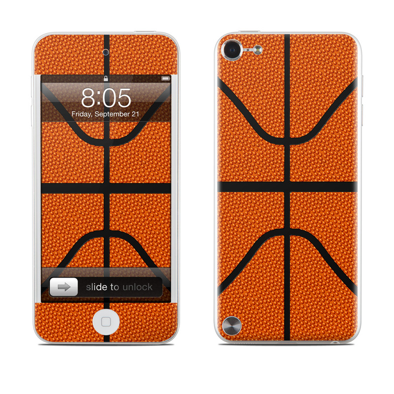 Basketball Live Wallpaper Iphone 6s Ipod Touch 5g Skin Basketball By Sports Decalgirl