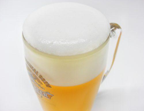 la birra è buona ma preferisco scegliere io quando berla