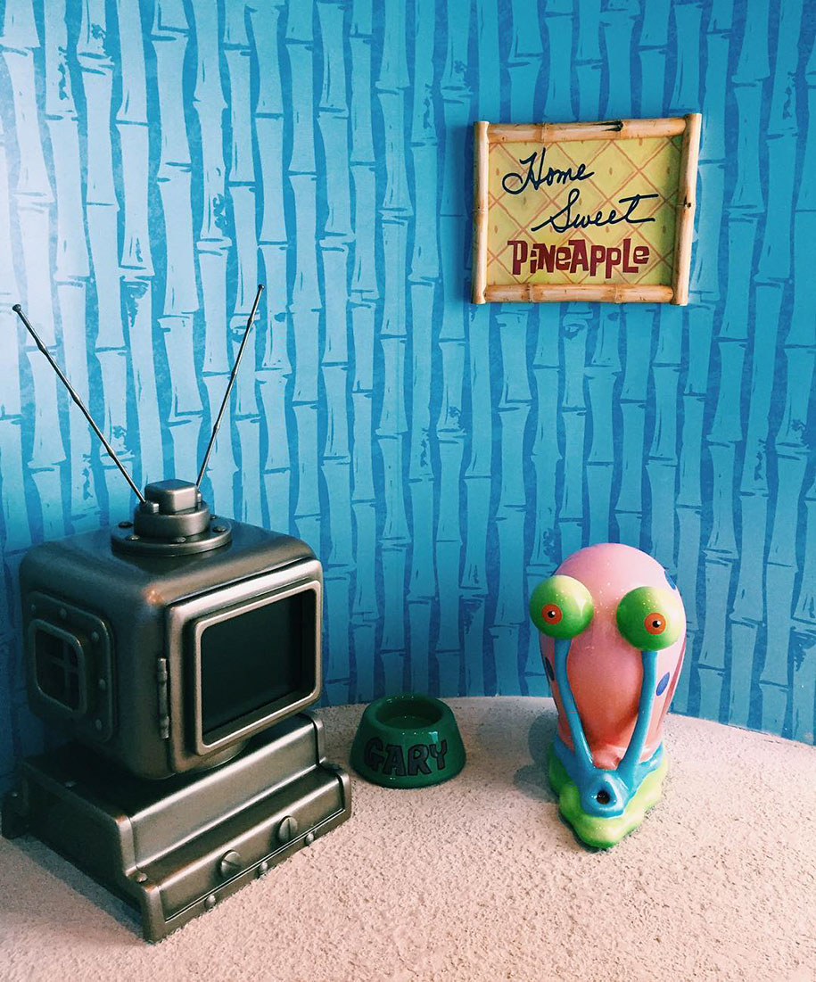 Spongebob Hotel : spongebob, hotel, Real-Life, Pineapple, Hotel, Spongebob, DeMilked