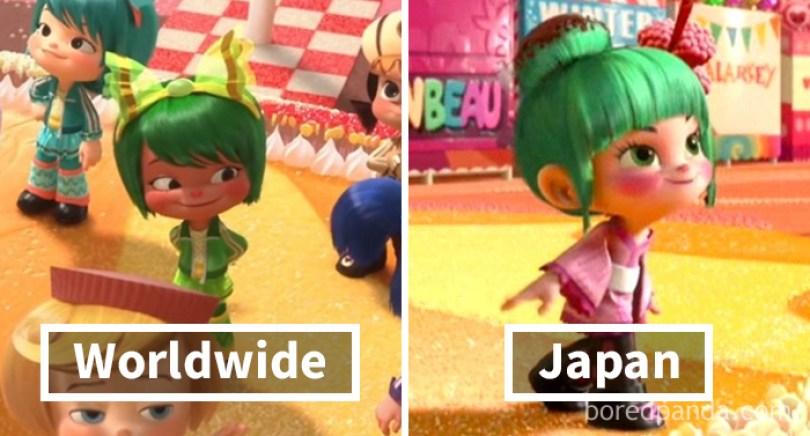 5fbf65770c140 9 5fbcfad07e00e  700 - Detalhes que a Pixar e a Disney mudaram em seus filmes em países diferentes