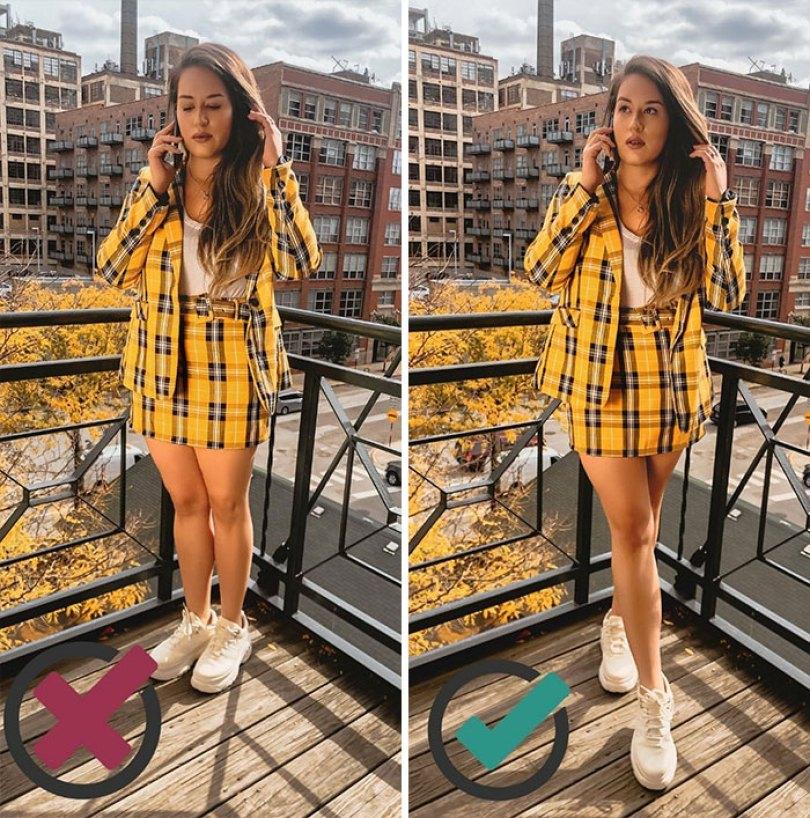 60409607c224b tips to look better photos bonnie rodriguez krzywicki 11 603f85091ac6e 700 - Dicas para sair bem nas fotos - Fotógrafa dá dicas para as mulheres saírem bem nas fotos