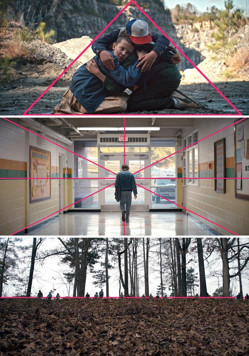 605da646d0196 film scenes composition lines raymond thi 9 605b2ad21dd9e  700 - Regra dos terços ainda é muito usada na TV e no Cinema