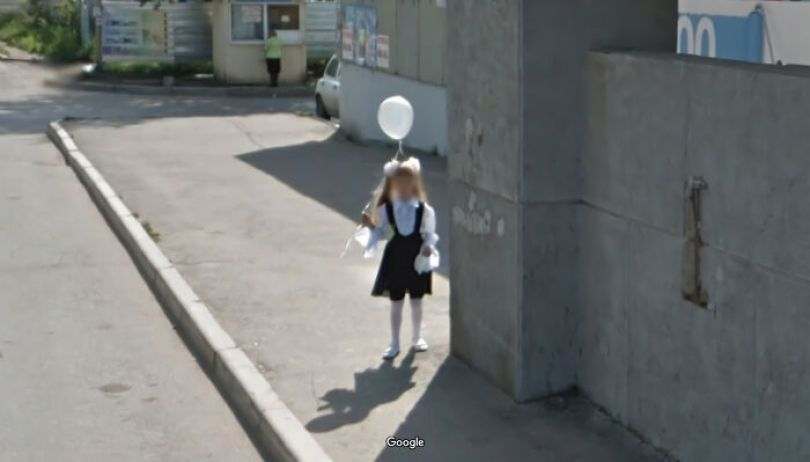 606176f29f435 google street view funny pics jon rafman 17 605c59c8b25be  700 - As descobertas mais interessantes do Google Street View