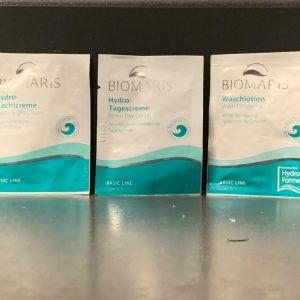 Biomaris droge huid sample set