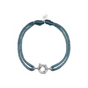 Armband Satin Wheel Lichtblauw