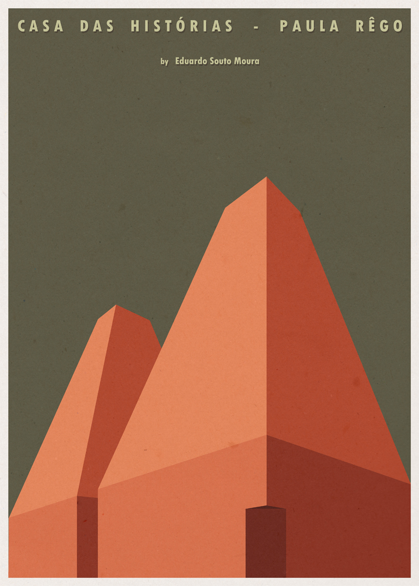 Iconic Architecture Illustrations By Andr 233 Chiote