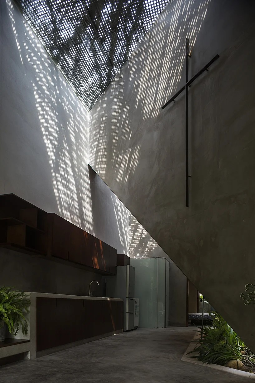 23o5 studio merges interior and exterior spaces in this