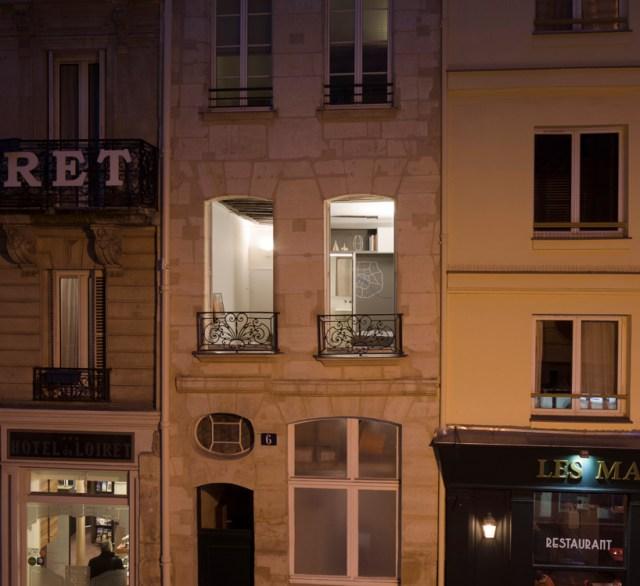edb studio minimal apartment designboom