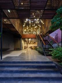 H2 Reclaimed Wood Design Saigon Thuong Mai