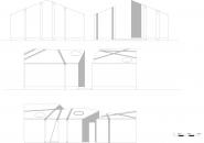 daigo ishii + future-scape architects orient sliced house