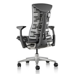Desk Chair Herman Miller Red Club Chairs Embody Ergonomic Office By
