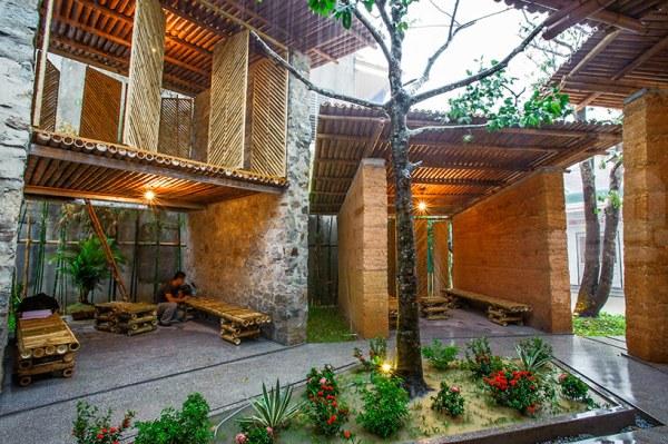 & architects sustainable bamboo