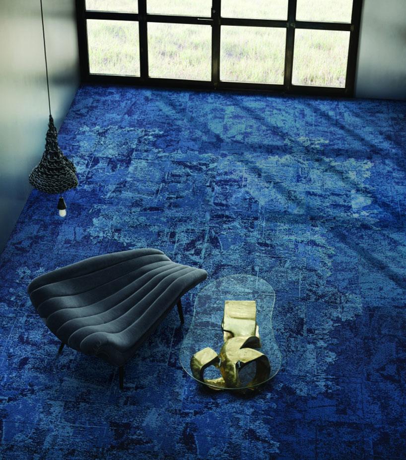 interface net effect carpet tile